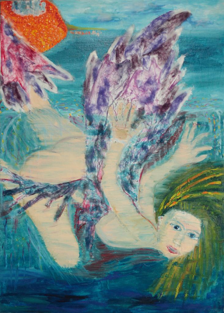 Fallen With Wings