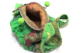 Сумка-лягушка