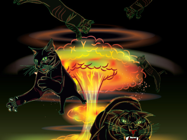 Постер «21 век»