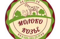 The logo for farm near Moscow, Russia